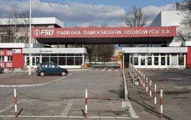 Tor Żerań FSO zamknięty