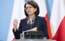Rekonstrukcja: Anna Streżyńska komentuje swoje odwołanie.