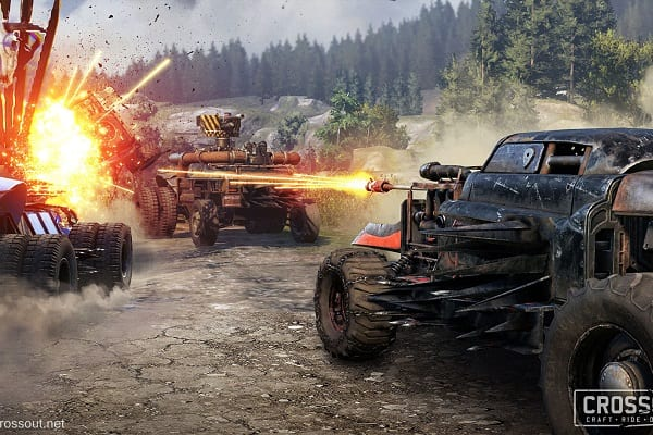 Crossout – otwarte beta testy na PlayStation 4, Xbox One oraz PC
