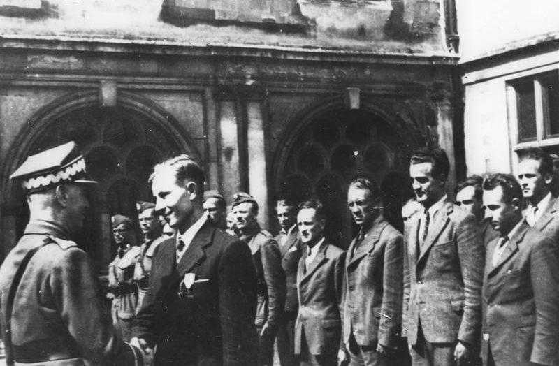 Lubelscy radni wybrali patronów dla skwerów. Wśród nich słynny cichociemny Leonard Zub-Zdanowicz