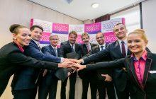 Państwowa Wyższa Szkoła Zawodowa w Chełmie partnerem linii lotniczych Wizz Air