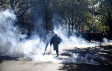 Francja: 1 maja w Paryżu starcia z policją i brak jedności związkowej