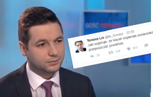 Tomasz Lis atakuje wiceministra za słowa nt. Kayah.