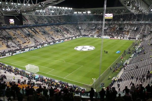 Juventus Turyn pierwszym finalistą Ligi Mistrzów!