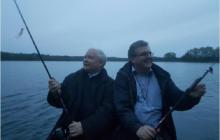 Gdzie Jarosław Kaczyński spędził majówkę? Europoseł PiS publikuje zdjęcia ze wspólnego wędkowania [FOTO]