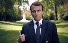 Emmanuel Macron nowym prezydentem Francji!