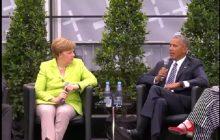 Barack Obama komentuje politykę migracyjną Niemiec. Ostrzega przed nietolerancją, ksenofobią i nacjonalizmem [WIDEO]