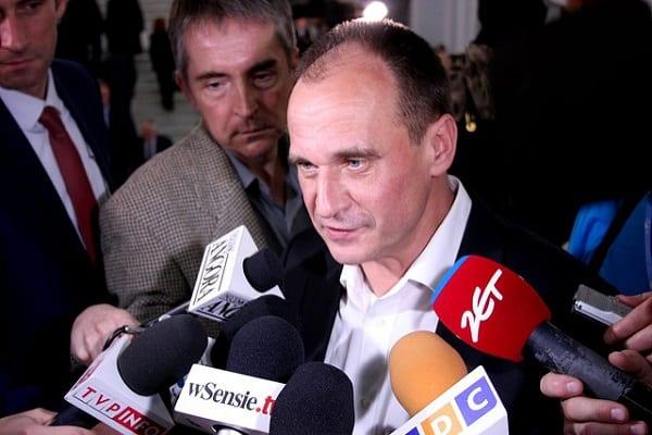 Paweł Kukiz skomentował powstanie nowej partii Gowina. Gorzkie słowa pod adresem ministra