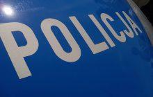 Pościg i strzelanina w Krakowie! Funkcjonariusze chcieli zatrzymać podejrzany pojazd