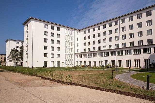 Prora - ośrodek, który miał być kurortem III Rzeszy, zostanie luksusowym hotelem niemieckim
