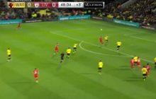 Gol roku? Fenomenalny strzał przewrotką zawodnika Liverpoolu! [WIDEO]