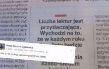 Dziennikarz udostępnił fragment wywiadu z