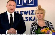 Jacek Kurski i Maryla Rodowicz zapraszają na jubileuszowy koncert piosenkarki. Gwiazda niespodziewanie odniosła się do cenzury na antenie TVP [WIDEO]