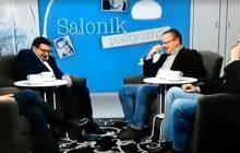 Niekontrolowany atak śmiechu na antenie TV Republika. Wszystko przez... Roberta Biedronia [WIDEO]