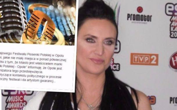 Festiwal w Opolu się nie odbędzie?! Prezydent miasta wydał polecenie, by nie wpuszczać ekipy TVP do amfiteatru