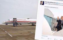 Wylot polskiej delegacji do Brukseli wzbudził smutne wspomnienia. Najważniejsze osoby w państwie znów na pokładzie jednego samolotu...
