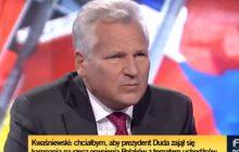 Niewiarygodne. Dwa dni po zamachu Kwaśniewski chce, by Polska przyjęła uchodźców.