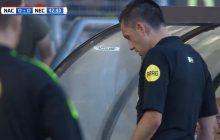 Powtórki wideo w lidze holenderskiej stały się faktem i... już się przydały! Głównym bohaterem całego zamieszania był Polak [WIDEO]