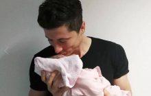 Robert Lewandowski został tatą!
