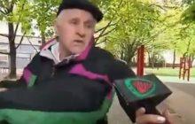 Twórcy programu w TVP Info szydzą z filmiku Mateusza Kijowskiego. Reporterka przeprowadziła uliczną sondę.