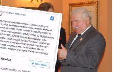 Lech Wałęsa przekracza kolejną granicę?