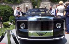 Rolls- Royce Sweptail. Najdroższy nowy samochód na świecie