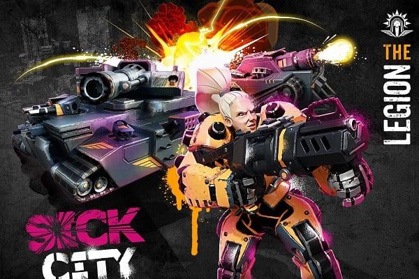 ROCCAT prezentuje swoją pierwszą grę wideo – Sick City