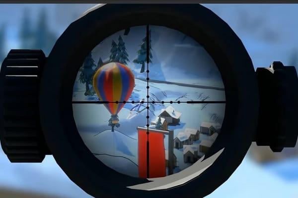 Powstanie gra, w której do skoczków narciarskich się... strzela? Tworzy ją polskie studio! [WIDEO]