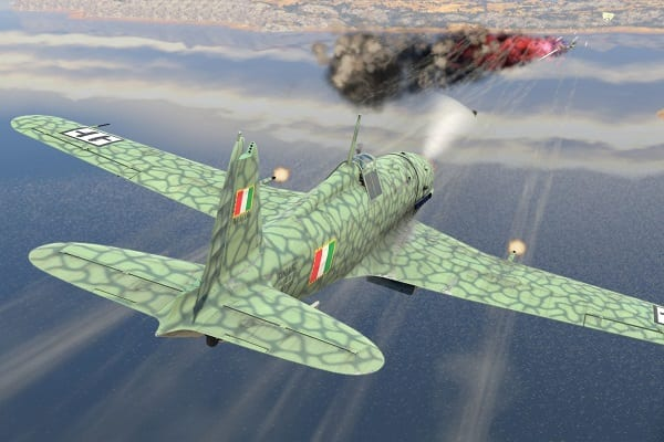 """Włosi w War Thunder – nadchodzi aktualizacja 1.69 """"Regia Aeronautica"""""""