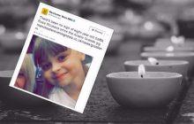 Jakie były ostatnie słowa ośmiolatki, która zginęła w Manchesterze? Ta historia wzrusza do łez