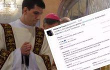 Niewybredne komentarze internautów na temat święceń syna Beaty Szydło.