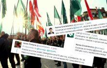 Gronkiewicz-Waltz chce delegalizacji ONR. Narodowcy odpowiadają. Inni internauci też nie oszczędzają HGW