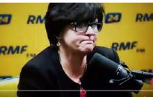 Posłanka PO nie ma pojęcia o programie swojej partii. Totalna kompromitacja na antenie RMF FM [WIDEO]