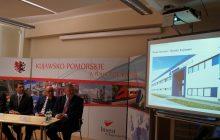 Kongsberg Automotive przedstawił plany rozwoju nowej fabryki w Brześciu Kujawskim