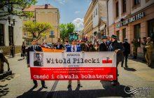 Marsz Rotmistrza Pileckiego przeszedł ulicami Lublina [FOTO+WIDEO]