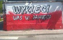Mural upamiętniający Żołnierzy Wyklętych znów zniszczony! [FOTO]