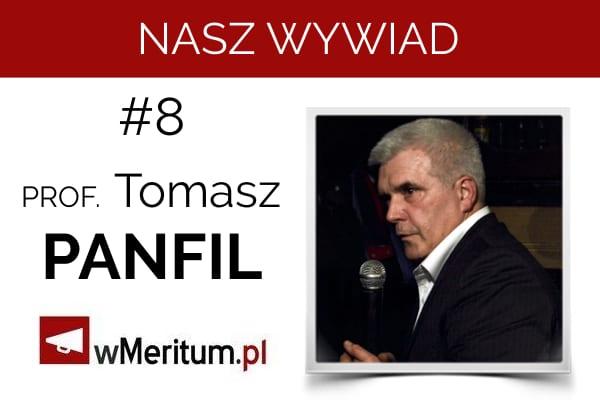 NASZ WYWIAD #8. Prof. Tomasz Panfil (KUL) o symbolach narodowych i odzieży patriotycznej.