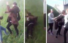 Kolejne nagranie, na którym gimnazjalistki znęcają się nad ofiarą. To te same co w gdańskim Chełmie? [WIDEO]