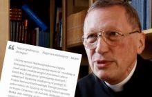 Jest petycja w obronie znanego księdza. W jeden dzień podpisało ok 1000 osób