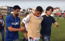 Aresztowali piłkarza podczas meczu. Jest oskarżony o porwanie