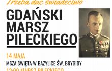Marsz Rotmistrza Pileckiego przejdzie ulicami Gdańska [PATRONAT]