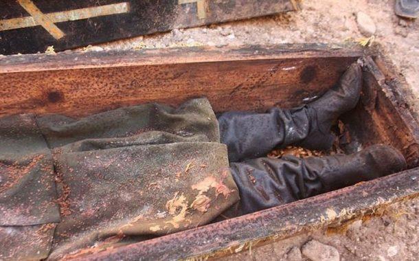 Sensacyjne odkrycie w Turcji! Odnaleziono ciało pradziadka... Danuty Siedzikówny