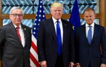 Nikt tak jeszcze nie poniżył Tuska, jak Juncker! I to przy prezydencie USA [WIDEO]