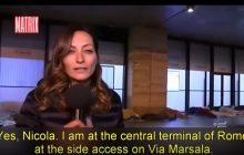 Dziennikarka zaatakowana przez imigrantów podczas programu na żywo! Kręciła materiał o ich trudnej sytuacji [WIDEO]