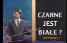 Ziemkiewicz przypomina spot Wałęsy z 2000 roku.