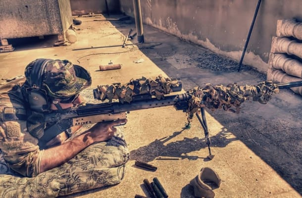 Polak walczący przeciw ISIS ranny! Trafił do szpitala.
