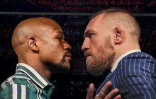 Najdroższa walka w historii stanie się faktem. Poznaliśmy datę starcia McGregor - Mayweather Jr!