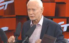 """Michał Boni przeprasza za """"skalę pomyłek"""" w kontekście Smoleńska. Polityk PO wyraźnie wzruszony"""
