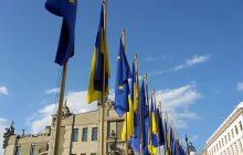 Od niedzieli Ukraińcy przyjadą do UE bez wiz. Prezydent Poroszenko uruchomił zegar! [WIDEO]