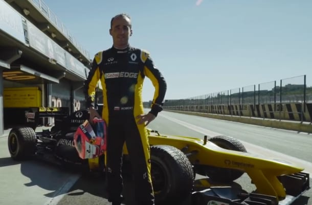 Kubica jednak powróci do F1?